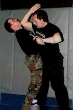 John Kary Knife Fighting
